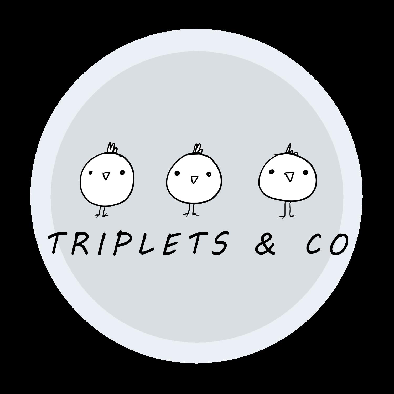 Triplets & Co. logo
