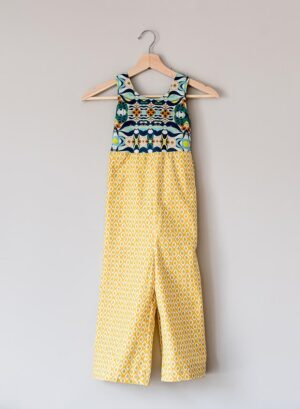 The Charlie Jumper, psychedelic and yellow